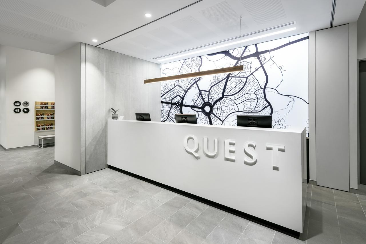 Quest Canberra City Walk - Accommodation Port Macquarie