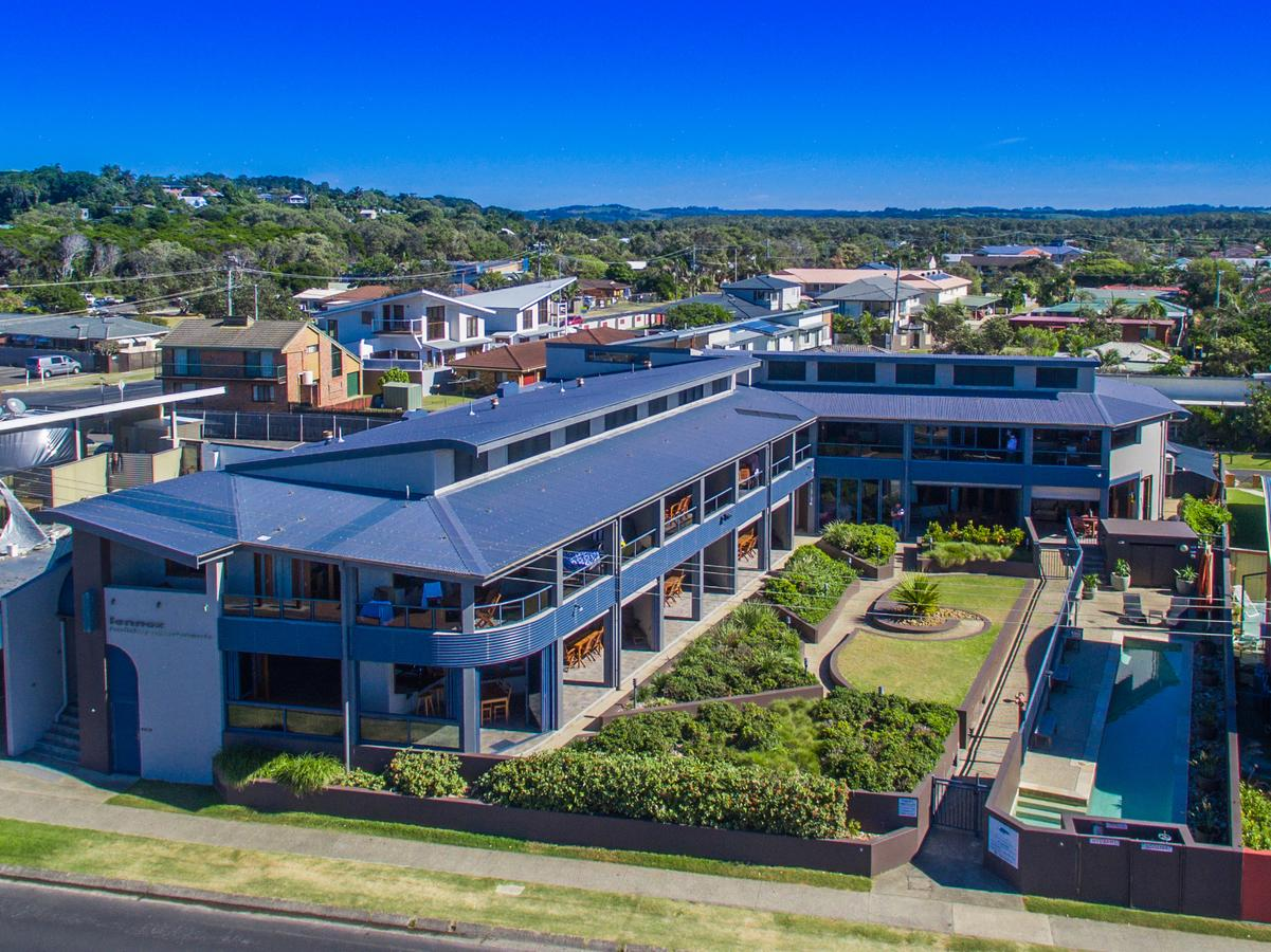 Lennox Holiday Apartments - Accommodation Port Macquarie