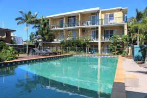 Broadwater Keys Holiday Apartments - Accommodation Port Macquarie