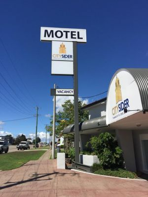 City Sider Motor Inn - Accommodation Port Macquarie