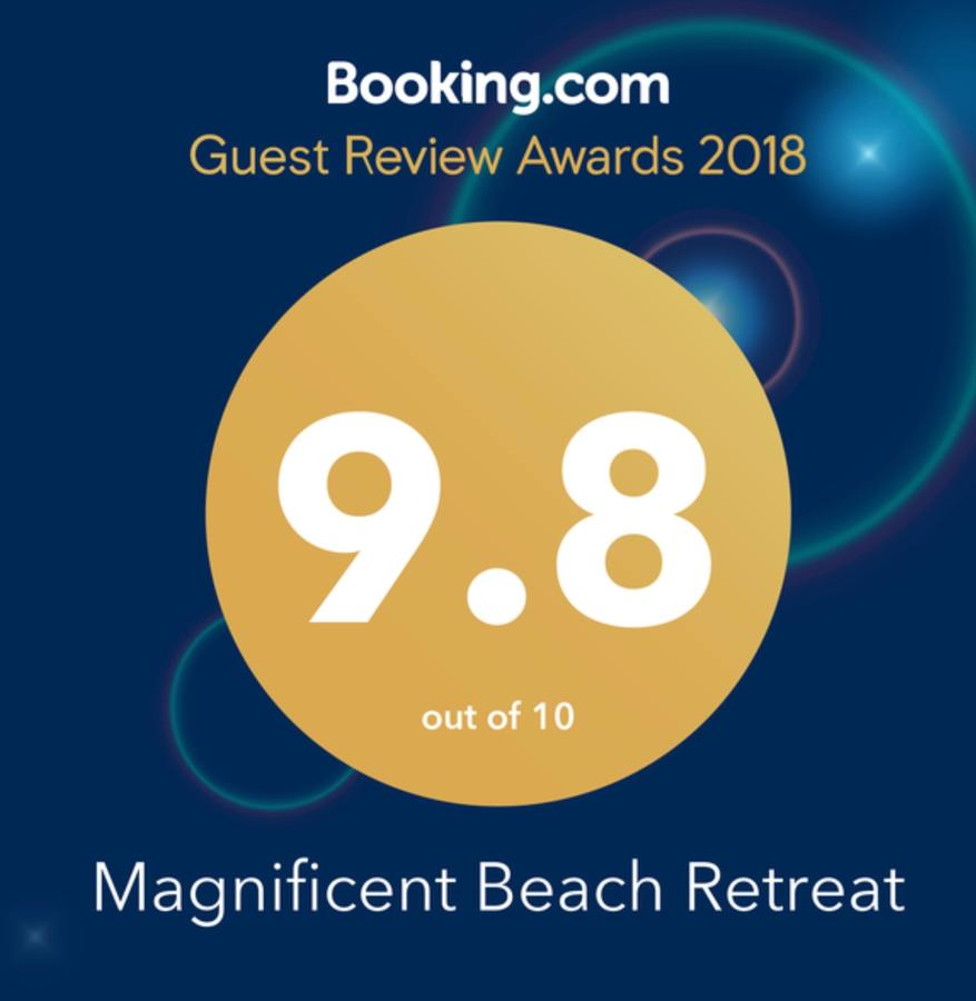 Magnificent Beach Retreat - Accommodation Port Macquarie