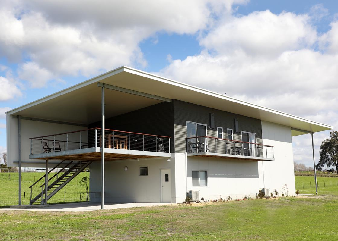 Lot113 Vineyard Accommodation - Accommodation Port Macquarie