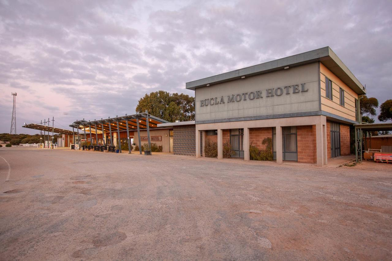 EUCLA MOTOR HOTEL - Accommodation Port Macquarie