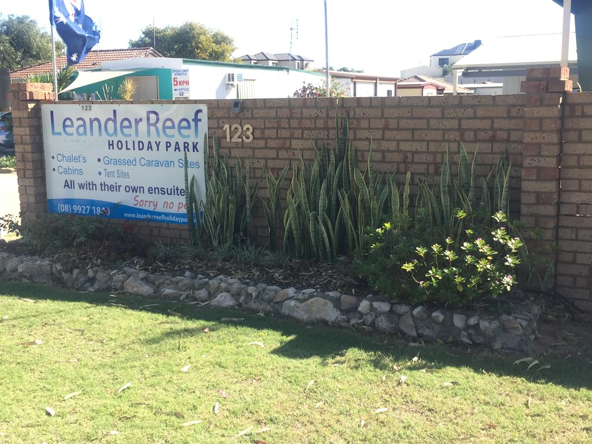 Leander Reef Holiday Park - Accommodation Port Macquarie