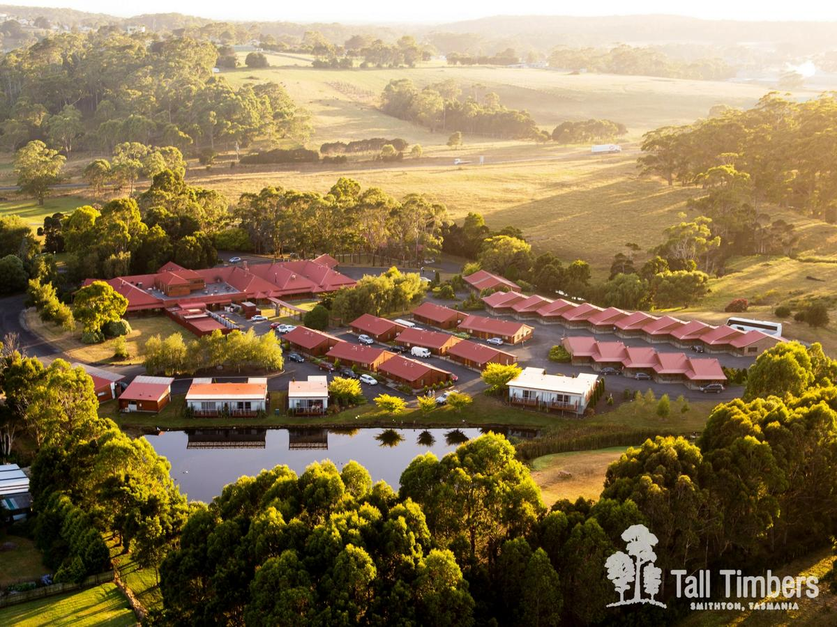 Tall Timbers Tasmania - Accommodation Port Macquarie