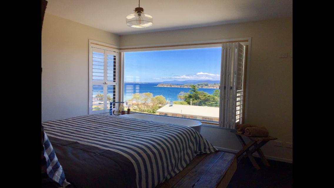 Couples getaway on Bruny Island - Accommodation Port Macquarie