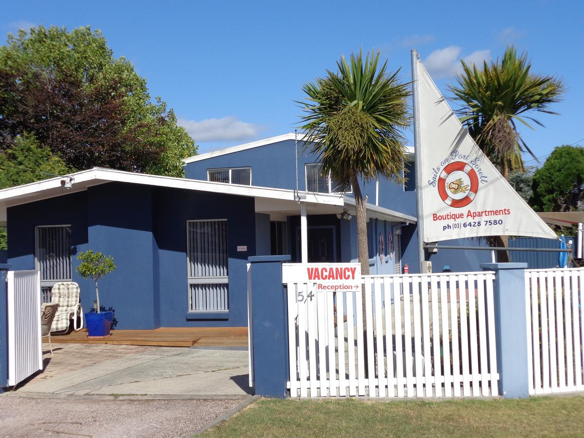 Sails on Port Sorell Boutique Apartments - Accommodation Port Macquarie