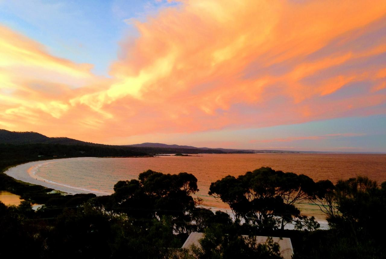 DOLPHIN LOOKOUT COTTAGE - amazing views of the Bay of Fires - Accommodation Port Macquarie