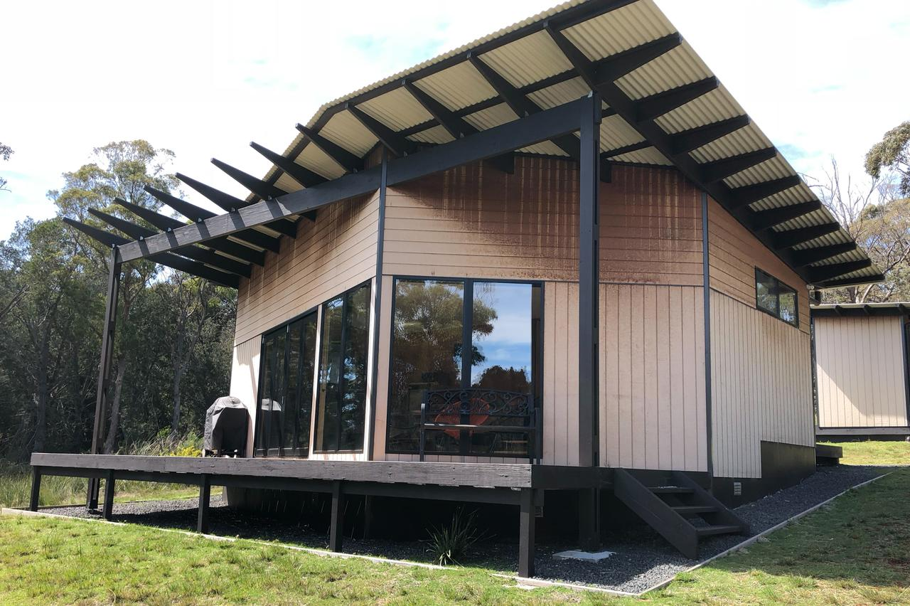 Bay of Fires Eco Hut - Accommodation Port Macquarie