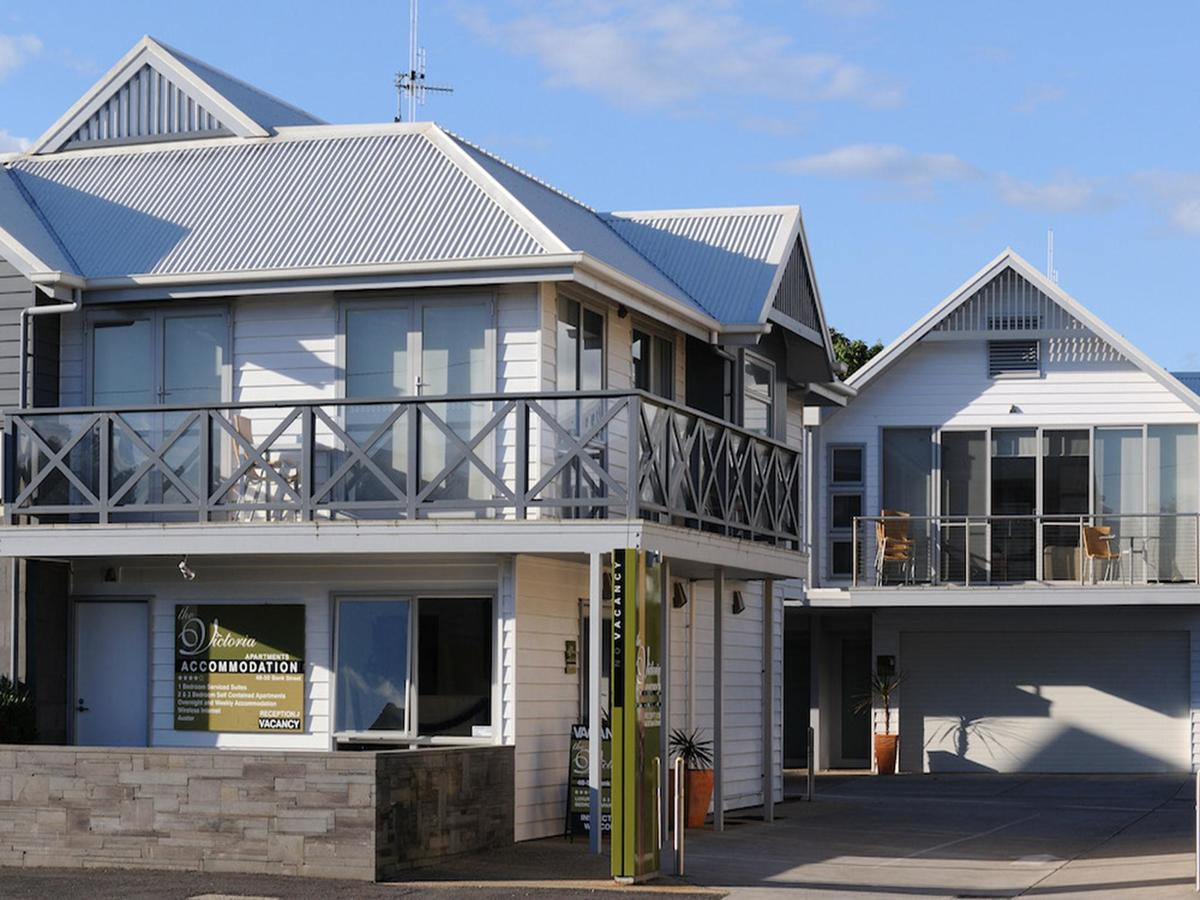 The Victoria Apartments - Accommodation Port Macquarie