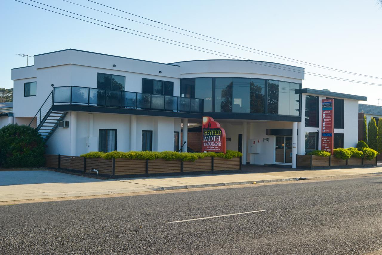 Heyfield Motel and Apartments - Accommodation Port Macquarie