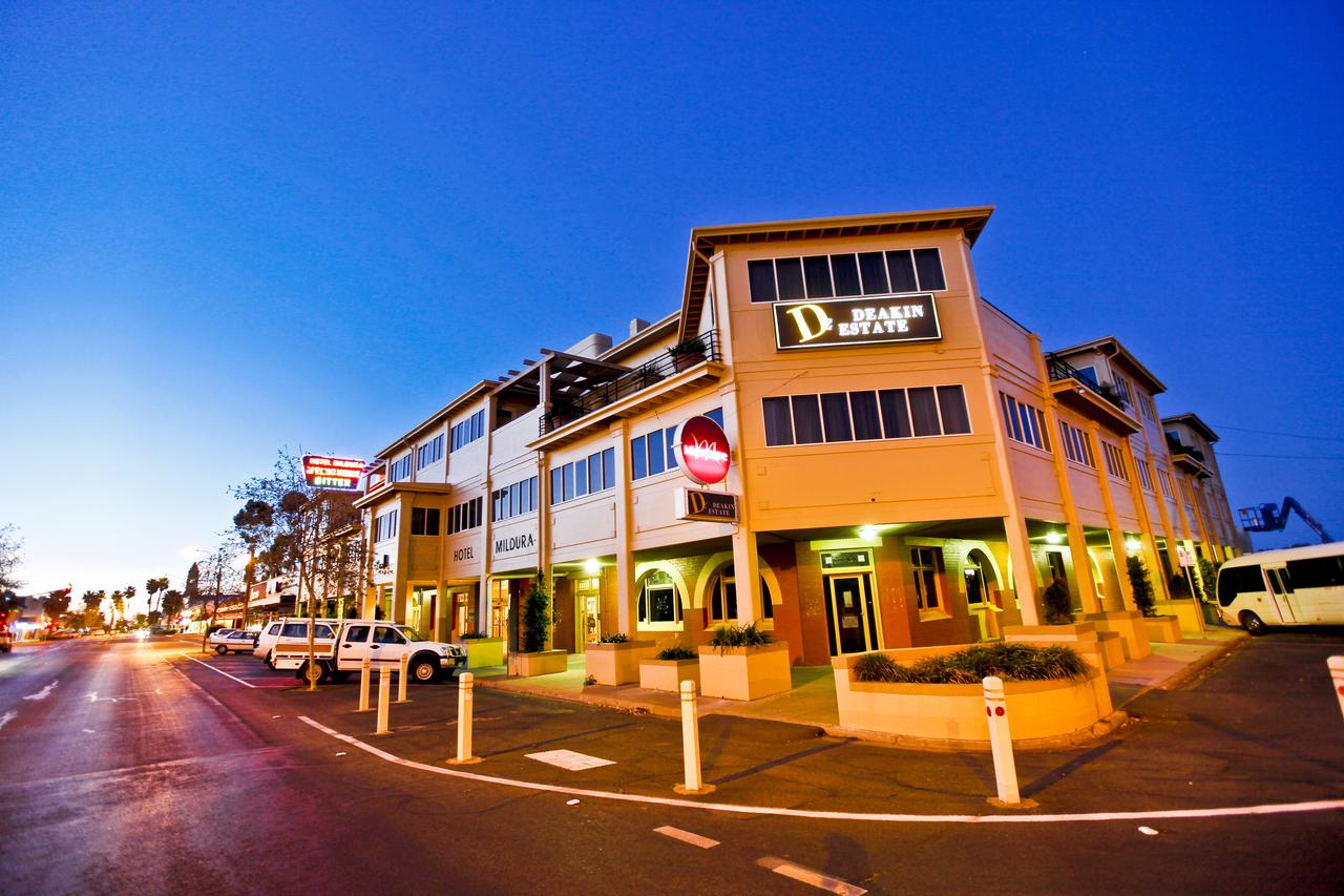 Mercure Hotel Mildura - Accommodation Port Macquarie