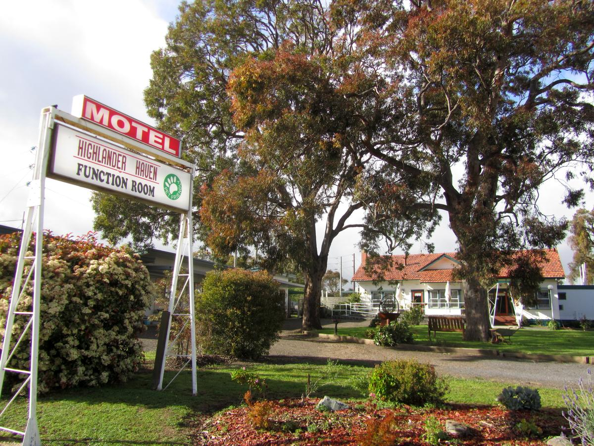 Highlander Haven Motel - Accommodation Port Macquarie