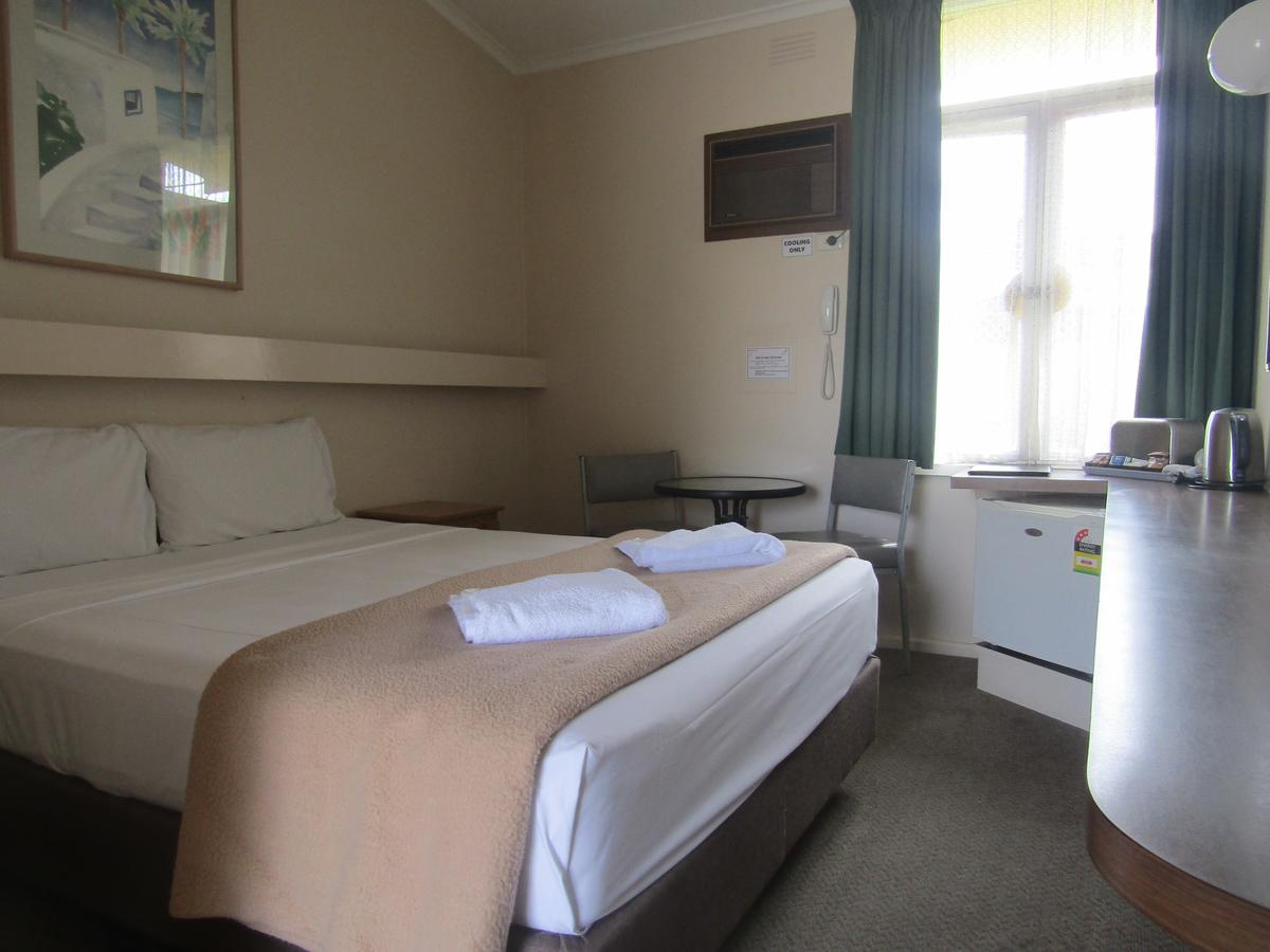 Twin City Motor Inn - Accommodation Port Macquarie