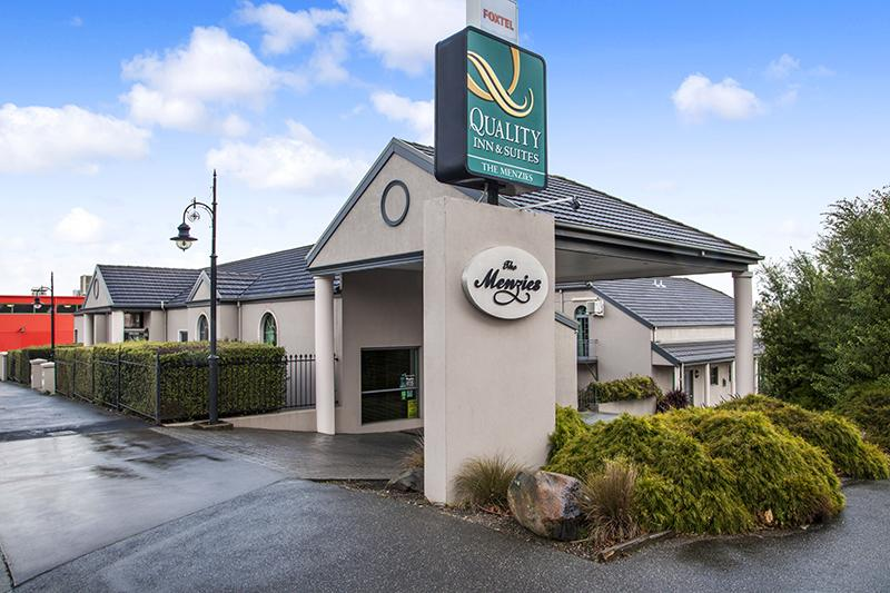 Quality Inn  Suites The Menzies - Accommodation Port Macquarie