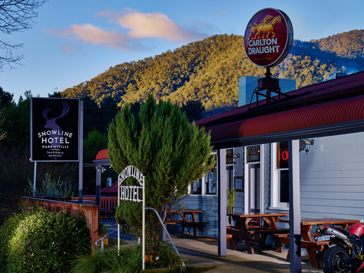 The Harrietville Snowline Hotel - Accommodation Port Macquarie