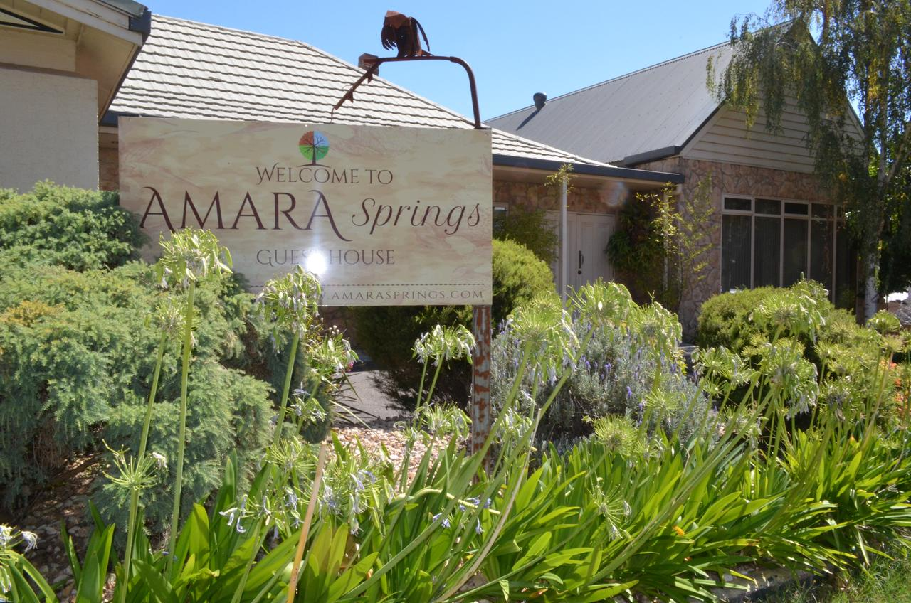 Amara Springs Guest House - Accommodation Port Macquarie