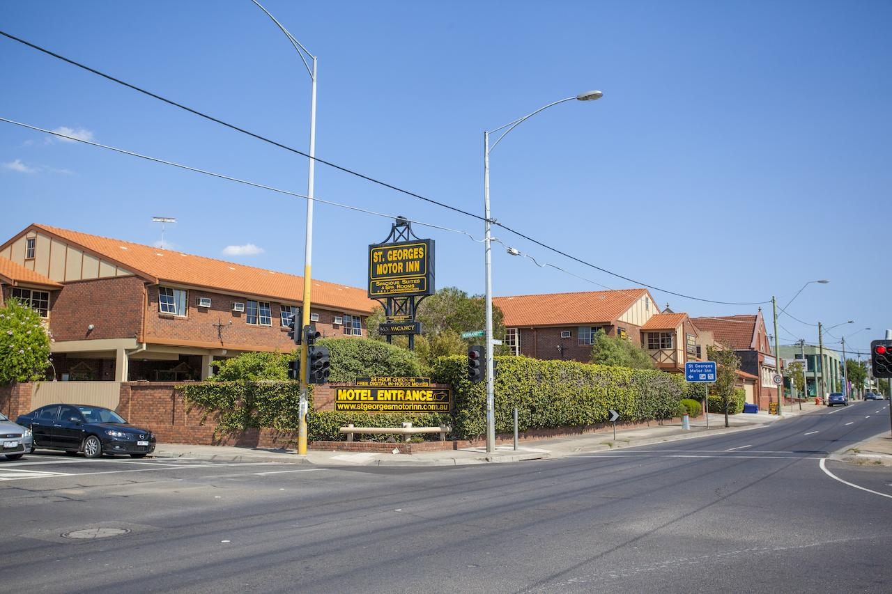 St Georges Motor Inn - Accommodation Port Macquarie