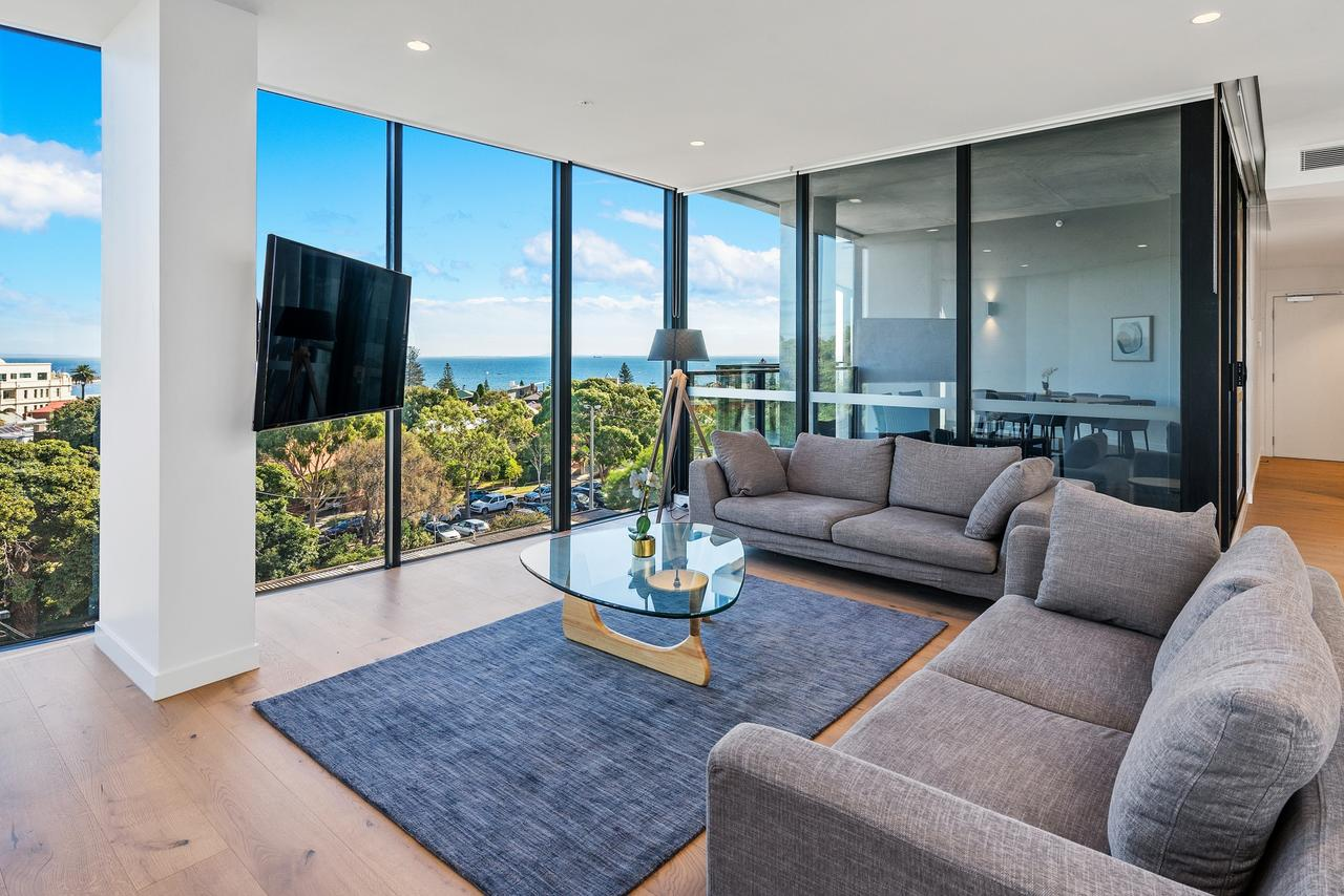 Anchorage Apartments Hampton - Accommodation Port Macquarie