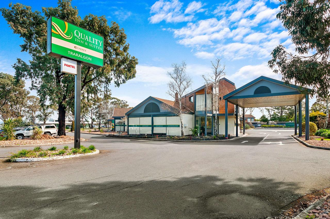 Quality Inn  Suites Traralgon - Accommodation Port Macquarie