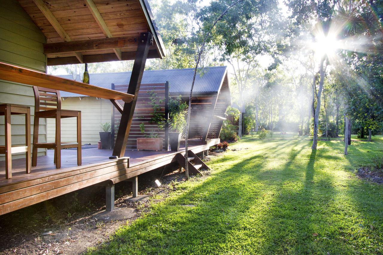 Airlie Beach Eco Cabins - Accommodation Port Macquarie