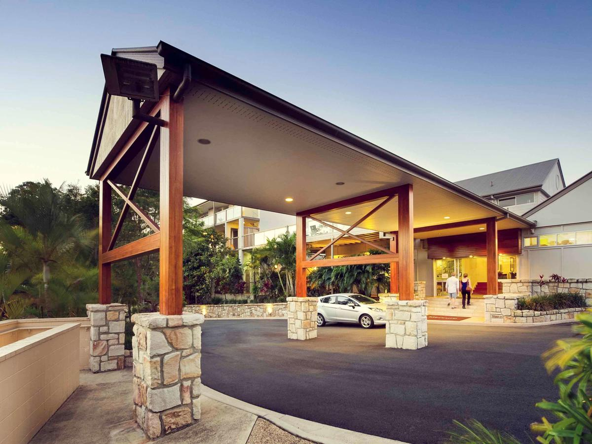 Mercure Clear Mountain Lodge - Accommodation Port Macquarie