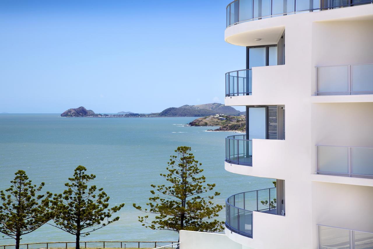 Oshen Apartments Yeppoon - Accommodation Port Macquarie