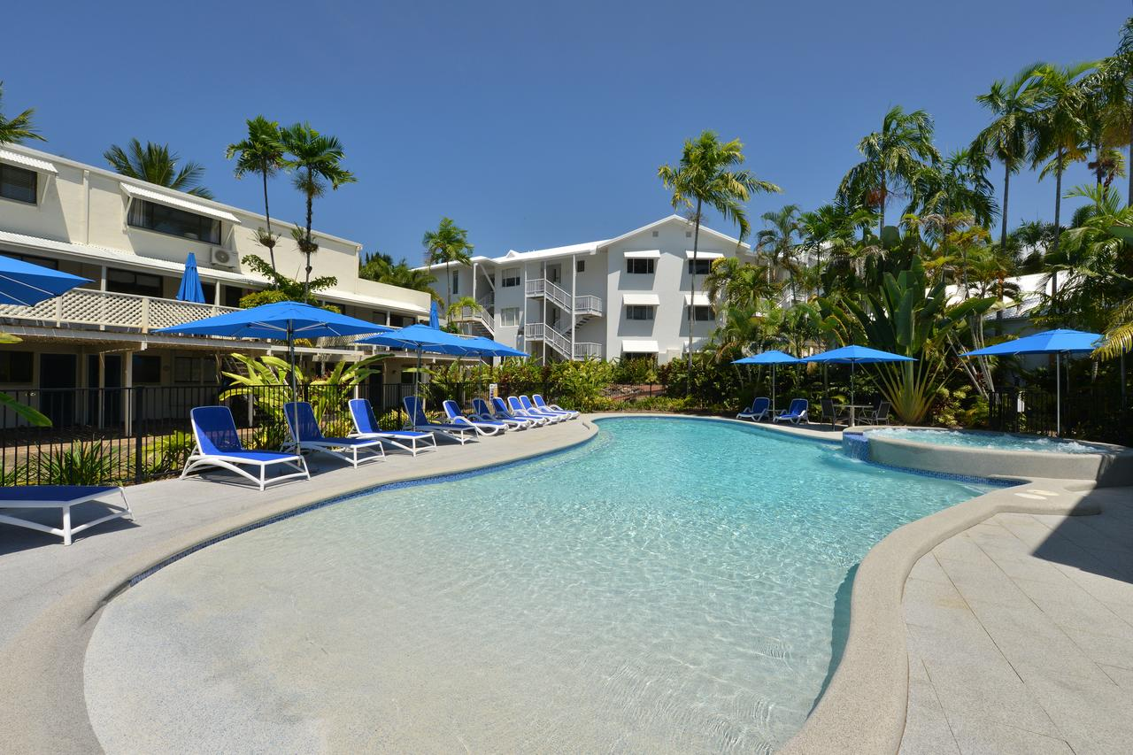 Seascape Holidays at Beachfront Terraces - Accommodation Port Macquarie