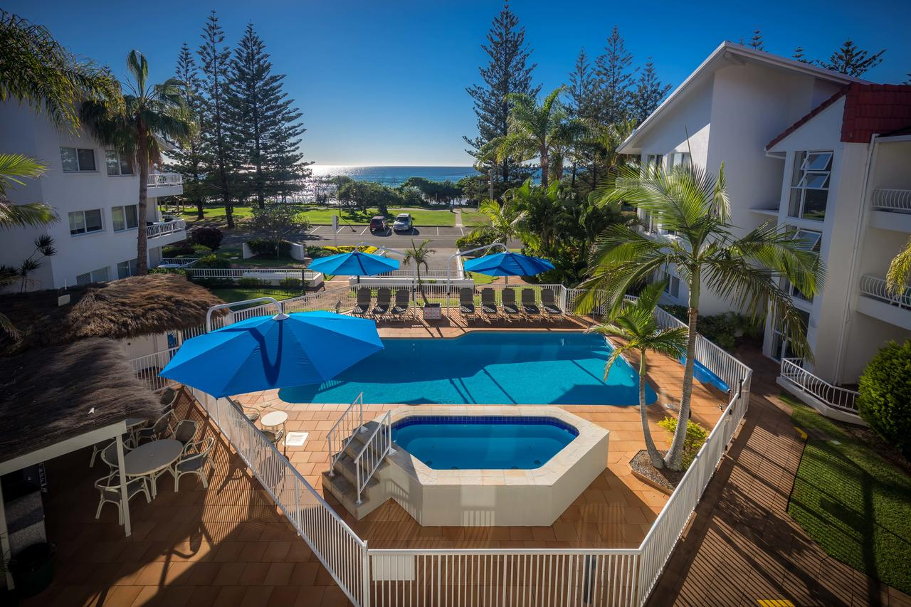 Le Beach Apartments - Accommodation Port Macquarie