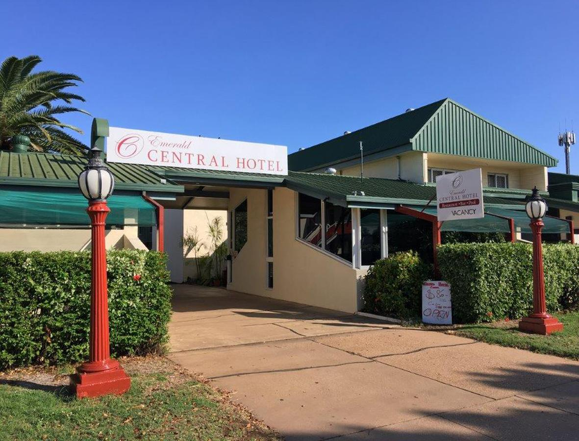 Emerald Central Hotel - Accommodation Port Macquarie