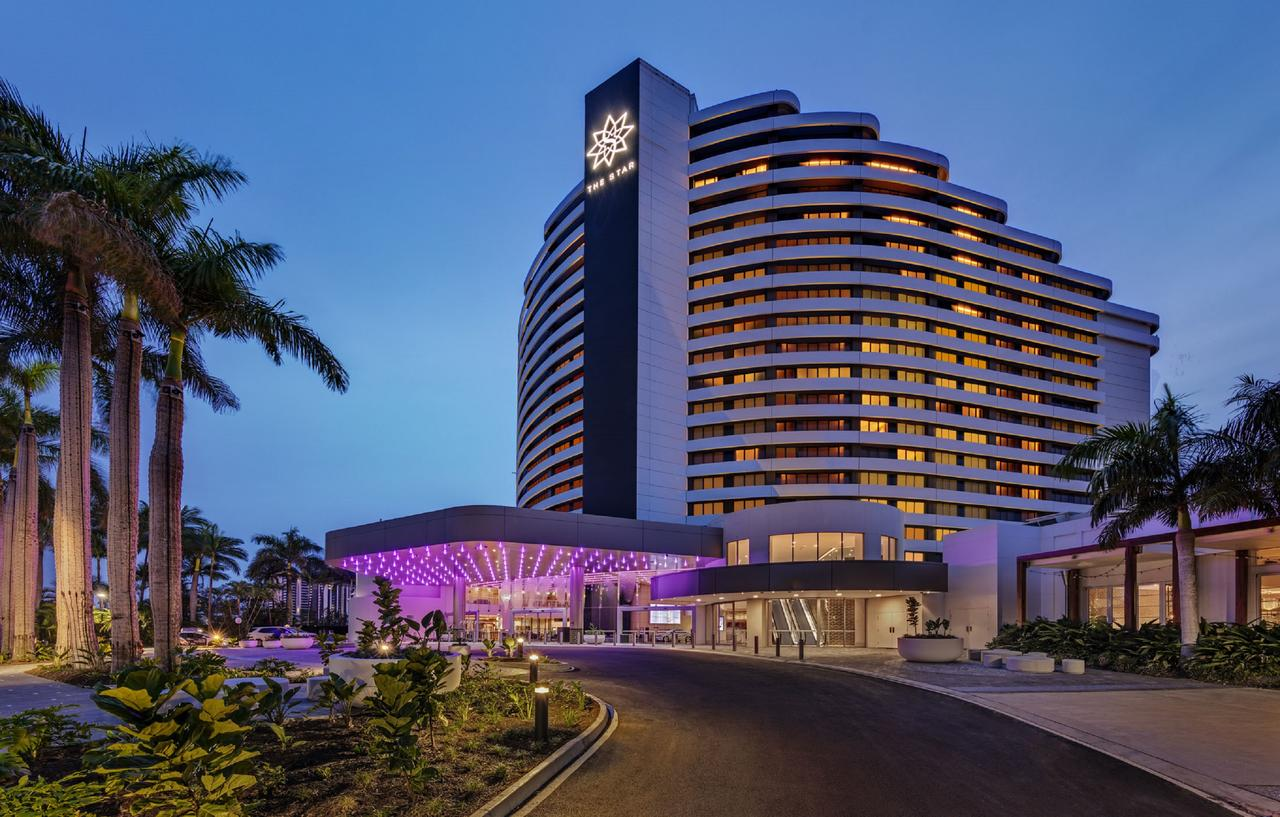 The Star Grand at The Star Gold Coast - Accommodation Port Macquarie