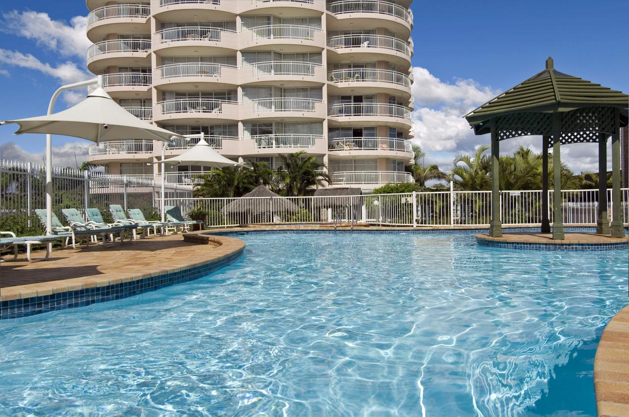 2nd Avenue Beachside Apartments - Accommodation Port Macquarie