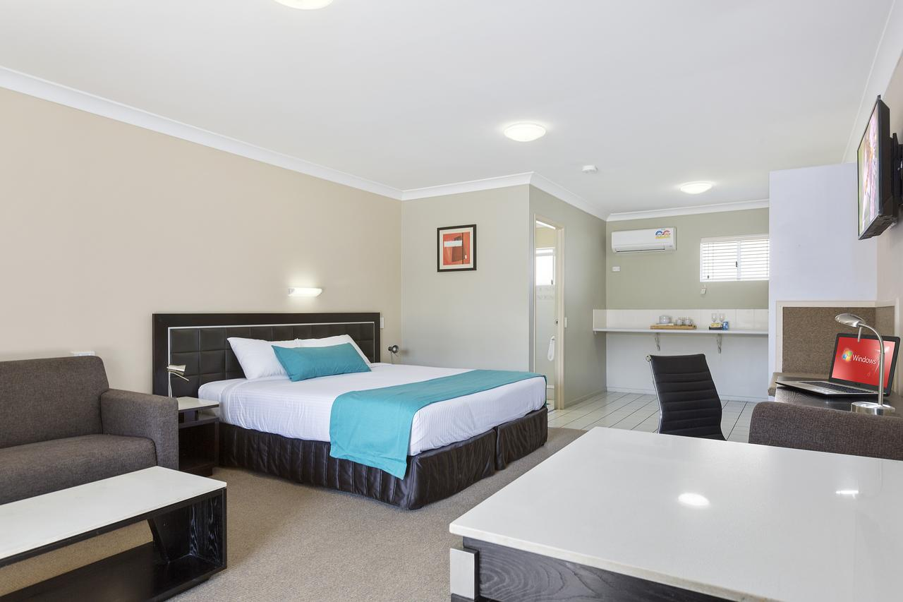 Comfort Inn North Brisbane - Accommodation Port Macquarie