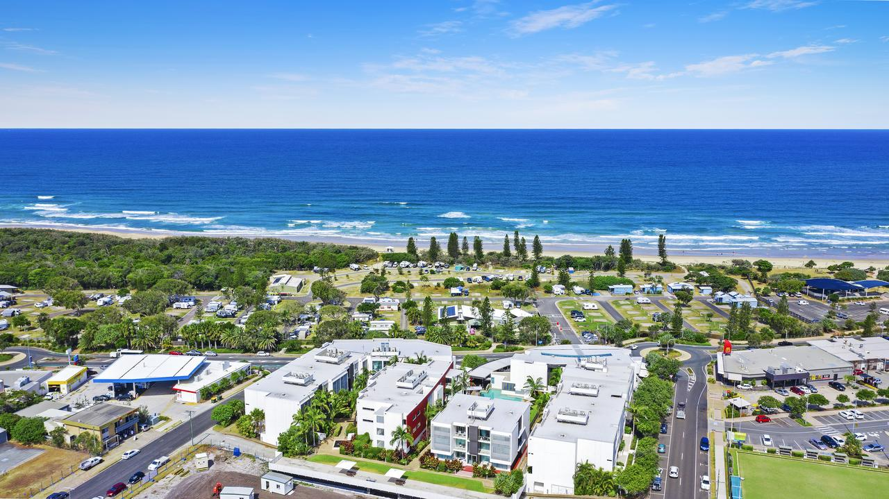 Element on Coolum Beach - Accommodation Port Macquarie