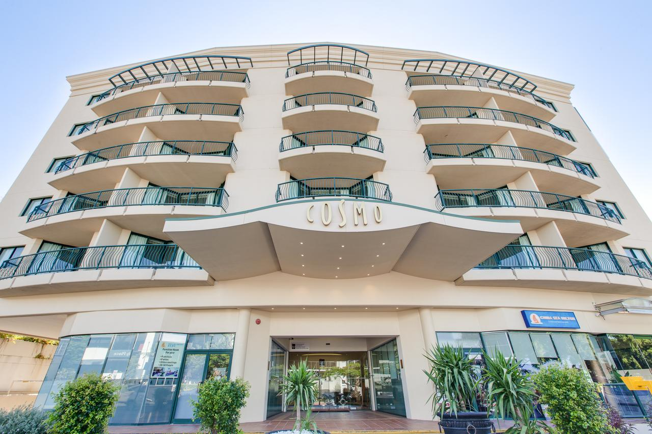 Central Cosmo Apartment Hotel - Accommodation Port Macquarie