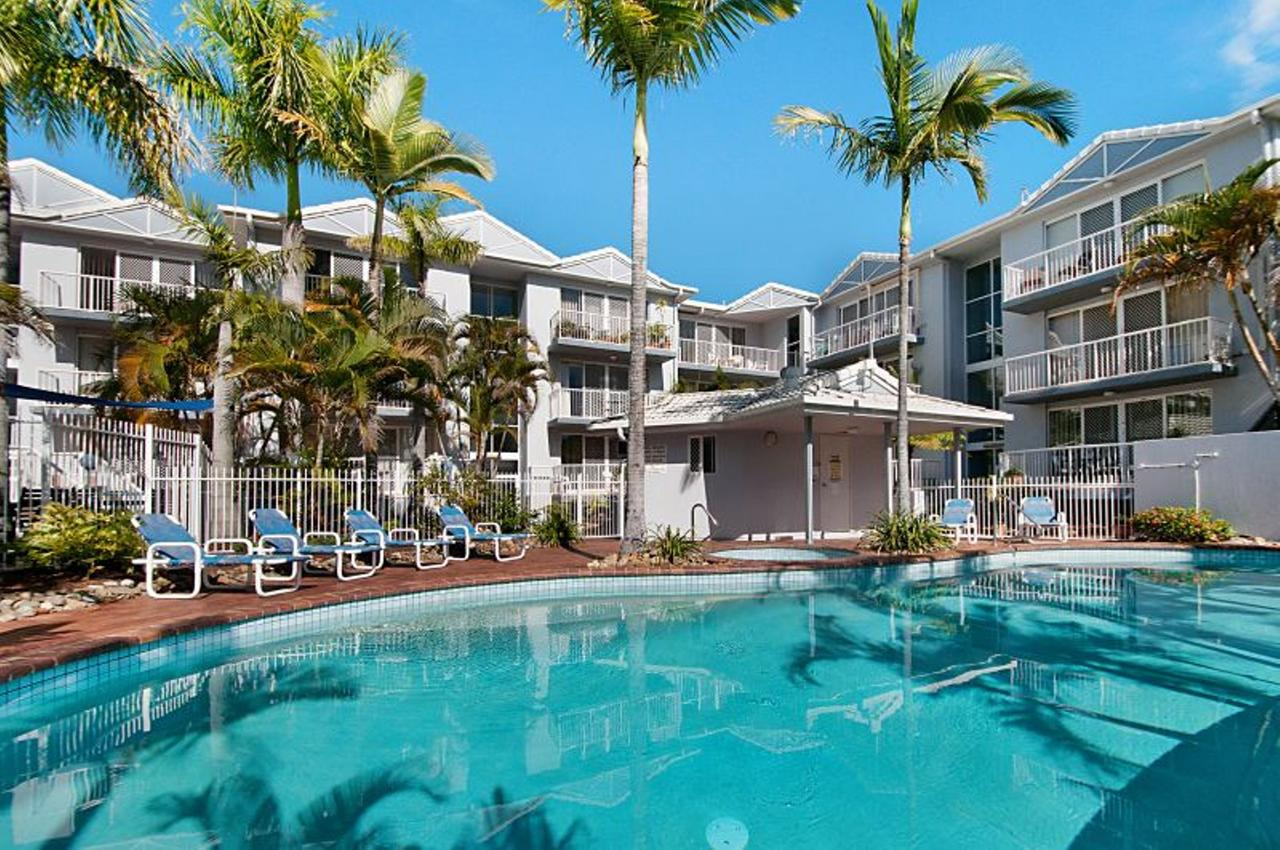 Champelli Palms Apartments - Accommodation Port Macquarie