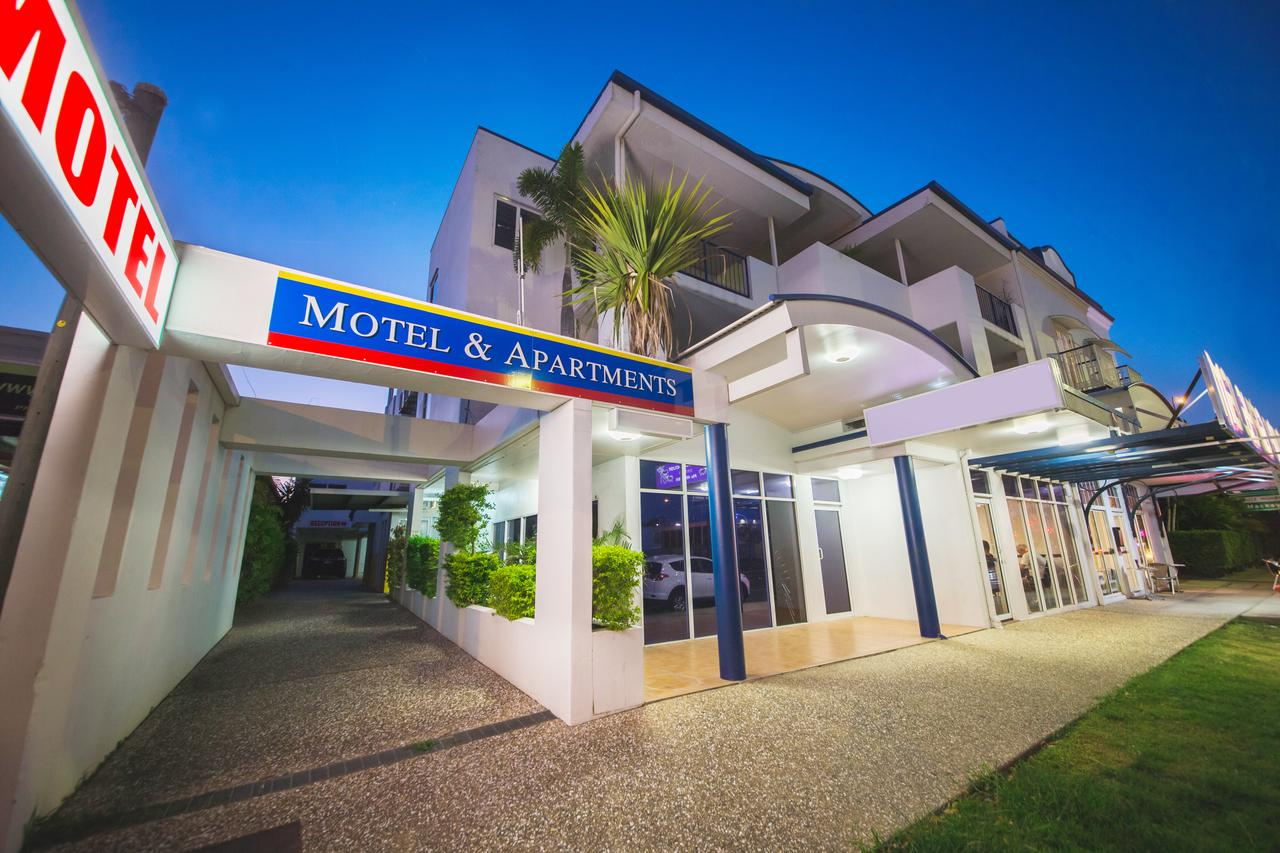 Cosmopolitan Motel  Serviced Apartments - Accommodation Port Macquarie