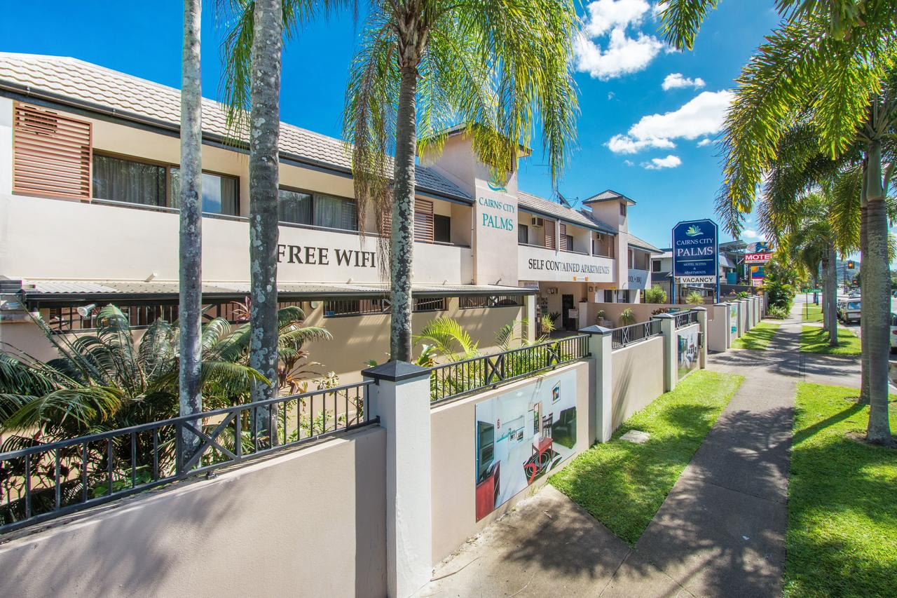 Cairns City Palms - Accommodation Port Macquarie
