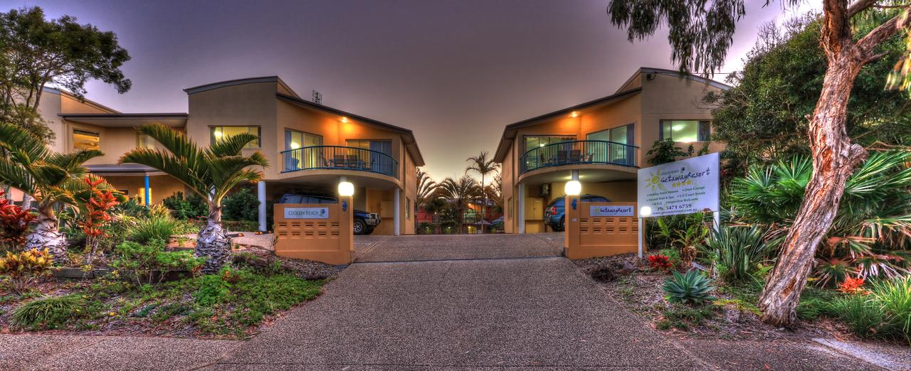 Coolum Beach Getaway Resort - Accommodation Port Macquarie