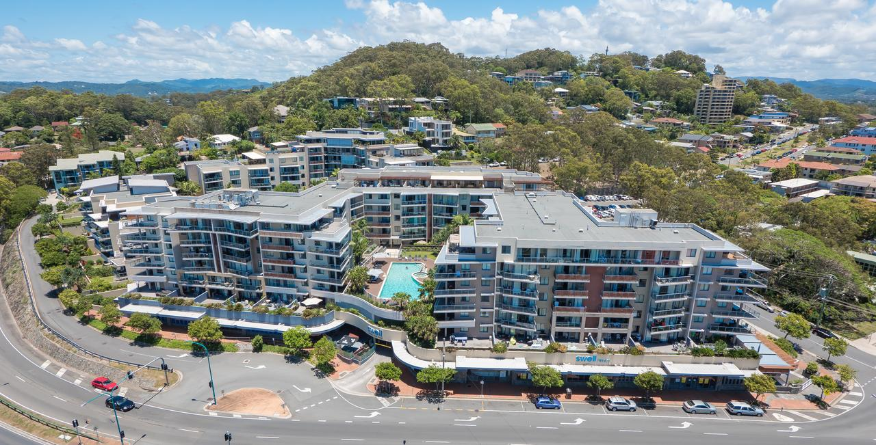 Swell Resort Burleigh Beach - Accommodation Port Macquarie