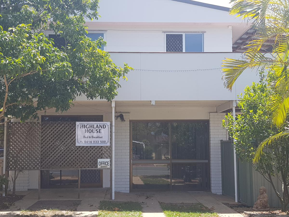 Highland House - Accommodation Port Macquarie