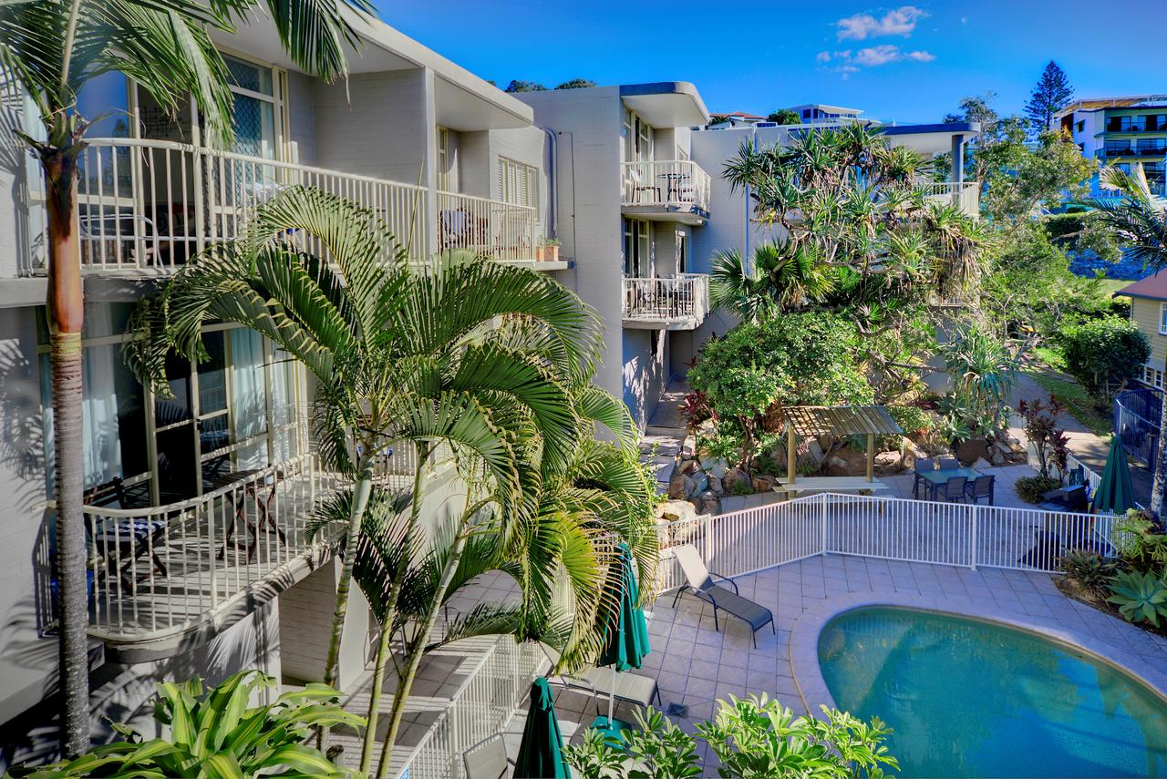Surf Dance Apartments - Accommodation Port Macquarie