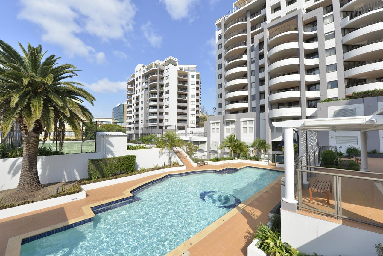The Oasis Apartments - Accommodation Port Macquarie