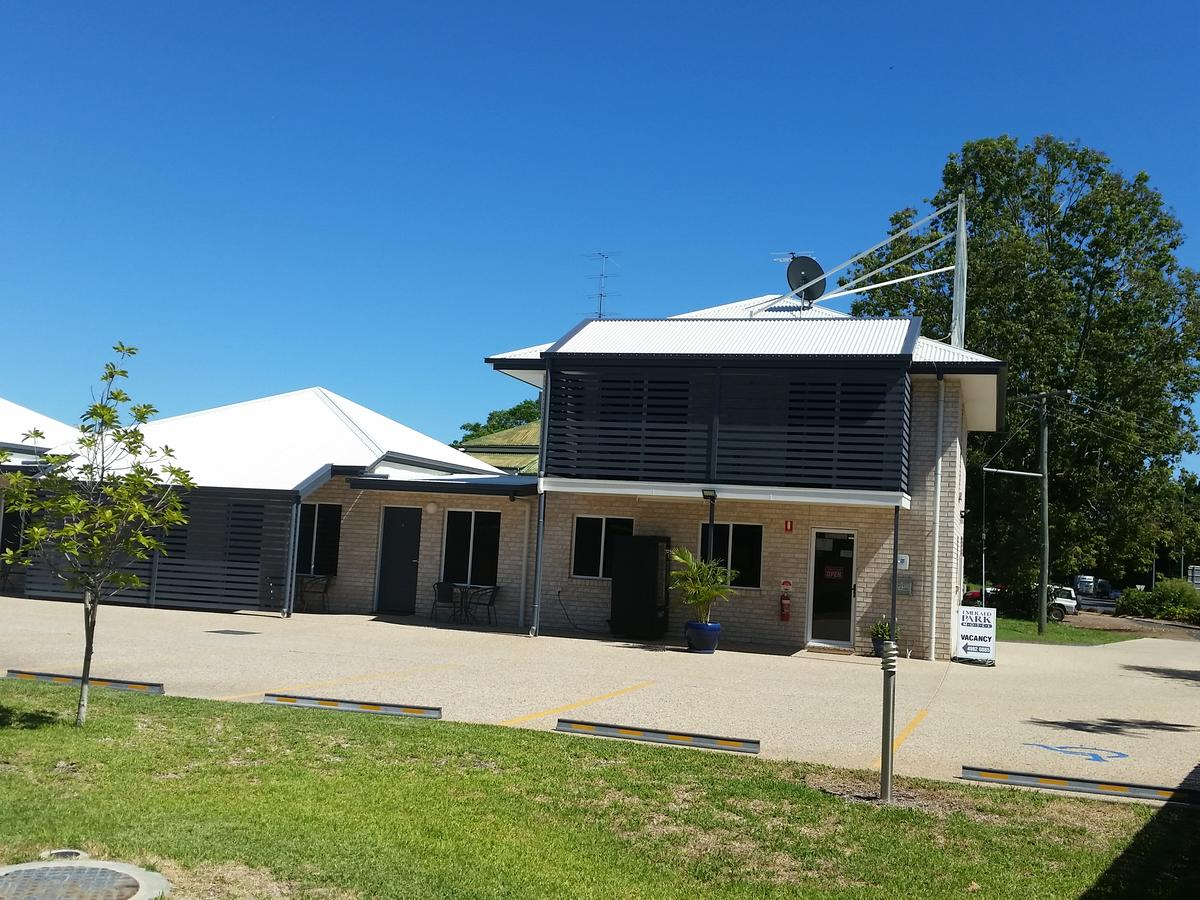 Emerald Park Motel - Accommodation Port Macquarie