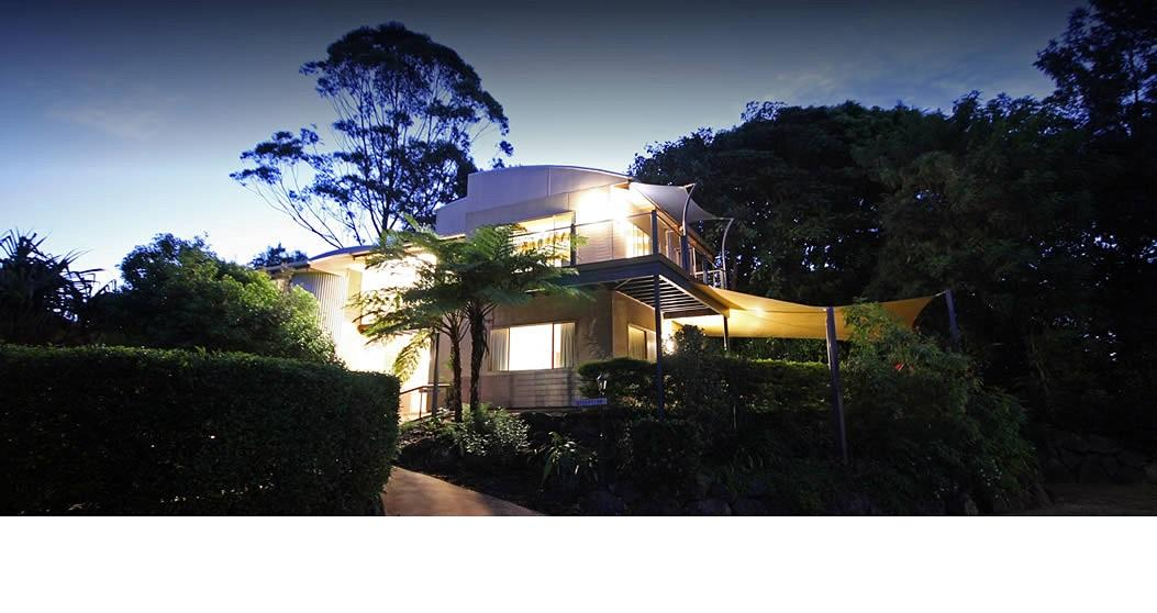 Maleny Terrace Cottages - Accommodation Port Macquarie