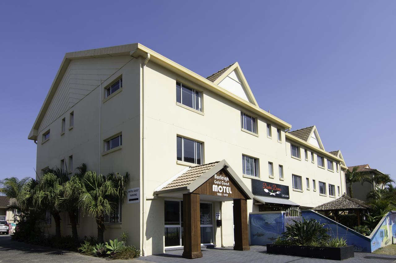 Burleigh Gold Coast Motel - Accommodation Port Macquarie