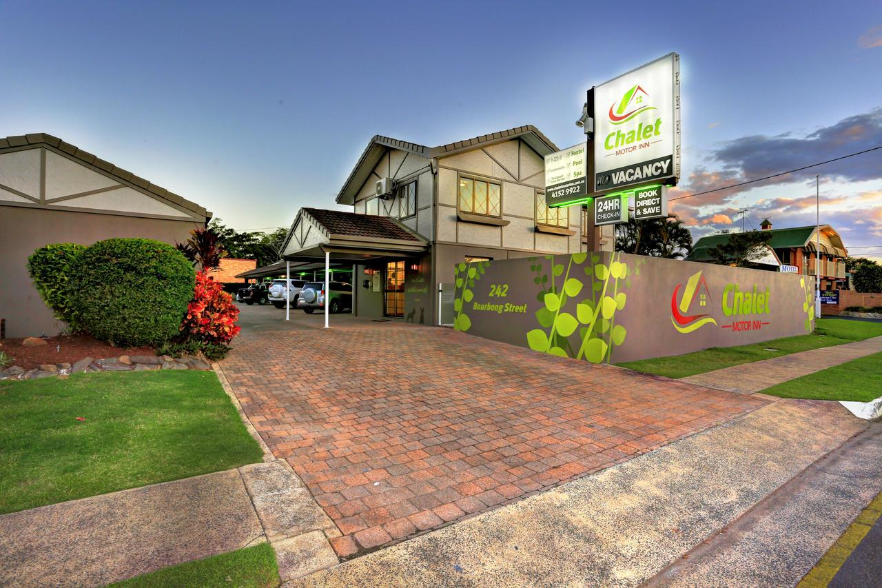 Chalet Motor Inn - Accommodation Port Macquarie