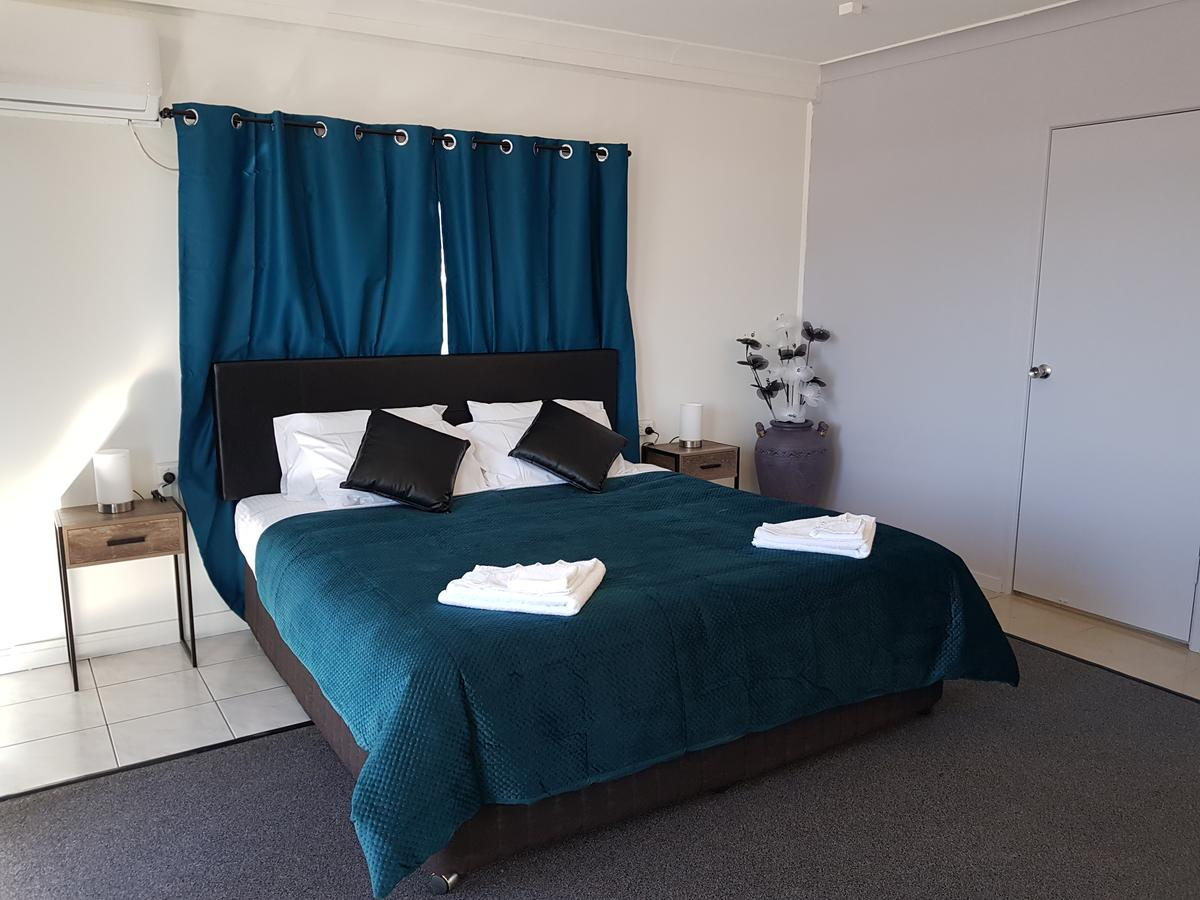 The Q Motel Rockhampton - Accommodation Port Macquarie