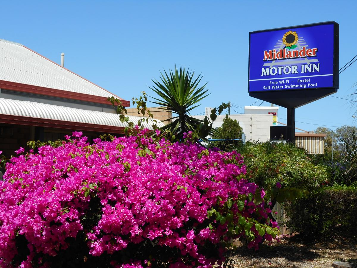Midlander Motor Inn - Accommodation Port Macquarie