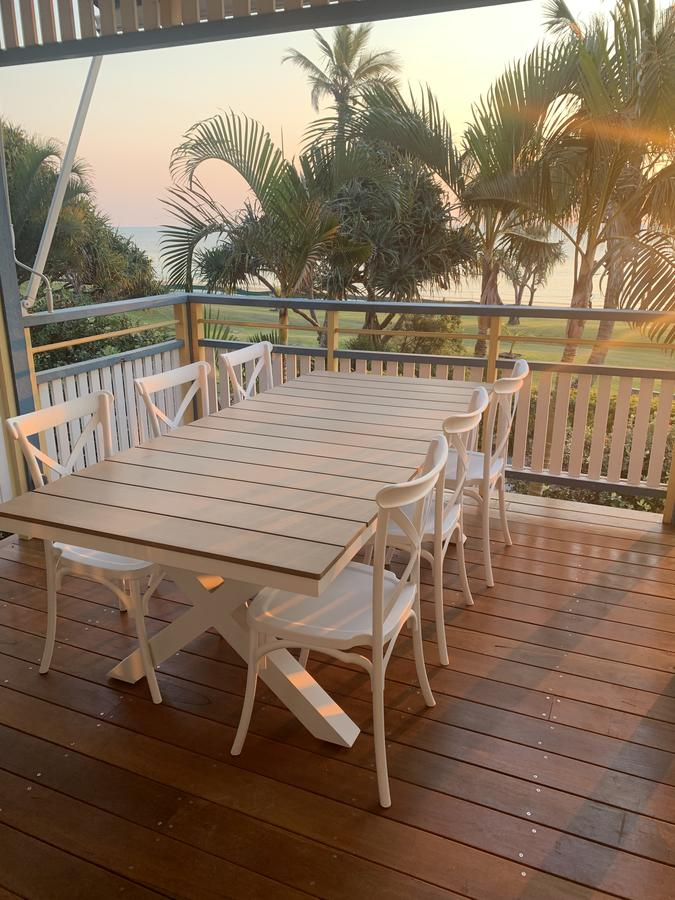 Beach front Villa at Tangalooma - Accommodation Port Macquarie
